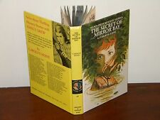 Vintage Nancy Drew #49 The Secret of Mirror Bay 1st Ed 1972A-1 Yellow Overlay