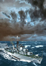 HMS DARING - HAND FINISHED, LIMITED EDITION (25)