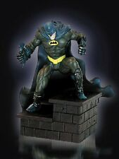 Batman mini statue by Simon Bisley~William Paquet~Dark Knight~DC Direct~NIB