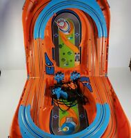 Hot Wheels Slot Track Pack with Carrying Case Two Controllers