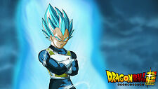 Poster 42x24 cm Dragon Ball Super Vegeta Super Saiyan God 01