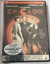 Chicago (DVD, 2003, Full Screen) Renee Zellweger, Richard Gere