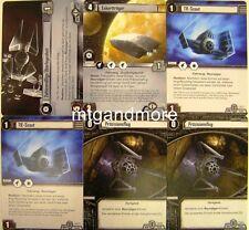 Star Wars LCG - Objective Set #125 - Dunkelheit und Licht