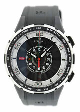 Perrelet Turbine XL Chronograph Stainless Steel Watch A1075/1