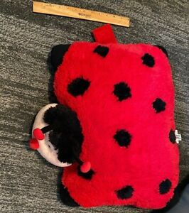 My Pillow Pet, Red Character  Pillow  20 x 15 Inches - Plush  - Mint Condition