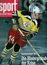 Sport Illustrierte 25/1967 Bundesliga Eishockey Karlsruher SC Motorsport