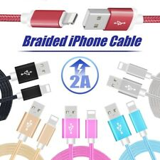 3 PACK NEW For Apple iPhone 8 Plus 7 6S Lightning USB Charger Cable Data Cord