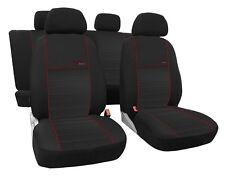 Für Hyundai Tucson II ab 2015 paßgenaue Sitzbezüge Design TREND-LINE in 6 Farben