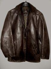 REDSKINS en brun foncé - TOP qualité manteau - veste homme - S