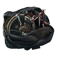 """Folding Bicycle Mountain Bike Carry Bag Travel Carrier Transport Luggage 14""""-20"""""""