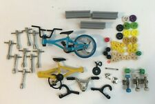 Skateboard / BMX Teckdeck Spare Tire/Wheel/Frame/Tools Bundle