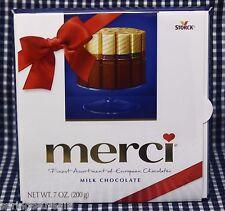 1 Merci Milk Chocolate Candies Finest Assortment Of European Chocolates .7 oz