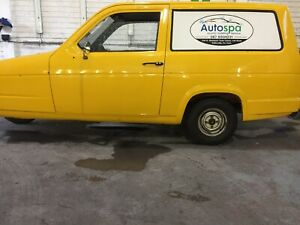 Robin Reliant 3 Wheel Van