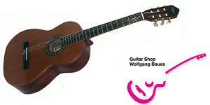 Ortega R171 Konzertgitarre massive Decke Zeder Hochglanz
