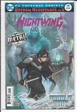 NIGHTWING #29 --- 1ST PRINT!! DARK NIGHTS METAL!! KEY ISSUE!! DC!! Nov 2017! NM!