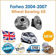 For Smart Fortwo Cabrio Coupe 2004-2007 Rear Wheel Bearing Hub Kit x1 Brand New