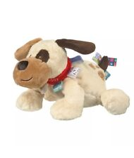 Taggies Tags Buddy Puppy Dog Plush Baby Toy Lovey Tag-n-Play Pals Taggie