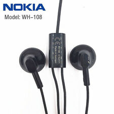Original WH-108 In-Ear Stereo Headset Headphone For Nokia Lumia 1020 640 930 520