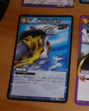 ONE PIECE MIRACLE BATTLE CARDDASS CARD RARE HOLO CARTE R 67/85 JAPAN ** #3