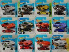 Hot Wheels Exotics Diecast Rally Cars