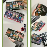 Cartoon Cover Soft Case Anime Naruto Akatsuki For iPhone 7 8 X XS XR 11 PRO MAX