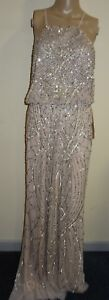Ladies Adrianna Papell Bridesmaid Dress 091907930 Shell Size US 8 VR47 028