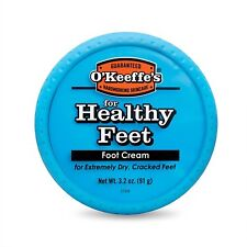 O'Keeffe's Working Hands  Foot Cream Cracked Split Skin Non-Greasy O Keefes TUB