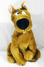 "Vintage Cartoon Network SCOOBY DOO 15"" Plush Stuffed Dog w/Collar - Tag Missing"