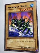 New listing Yu-Gi-Oh! Amphibian Beast Lon-008 Played 1996