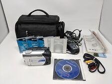 Sony-Handycam-DCR-DVD108-Mini-DV-Night-Shot-40x-Camcorder-Carl-Zeiss-Lens