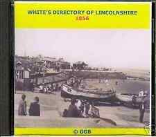 GENEALOGY DIRECTORY OF LINCOLNSHIRE 1856