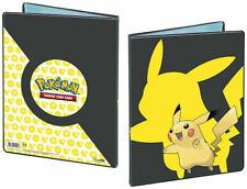 Ultra Pro Pokemon Pikachu Binder / Album - 9 Pocket Portfolio - New