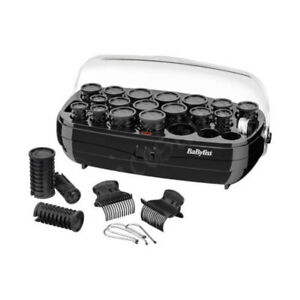 BaByliss 3045U Thermo Ceramic Light Weight Hair Styling Curlers Rollers Set