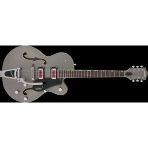 "GRETSCH G5410T Orange "" Rat Rod "" Hollowbody- BIGSBY Mat Phantom Metallic"