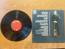 1962 VERY GOOD+Johnny Cash  ‎– The Sound Of Johnny Cash 1802 LP33