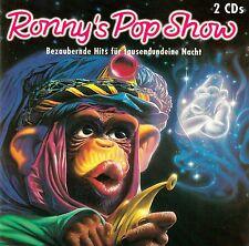 RONNY'S POP SHOW 22 - BEZAUBERNDE HITS FÜR TASUSENDUNDEINE NACHT / 2 CD-SET