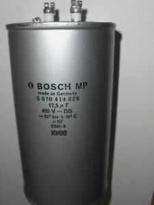 Bosch Kondensator  17,5- 480V   -25° bis + 70°C – HSF   0 670 414 026