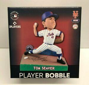 "Tom Seaver ""The Franchise"" New York Mets Limited Edition Bobble Bobblehead"