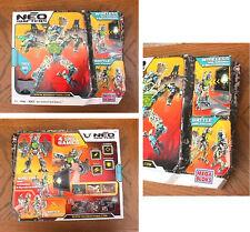 MEGA BLOKS NEO SHIFTERS WEB BATTLERS 6353 - 2008 NEW IN BOX