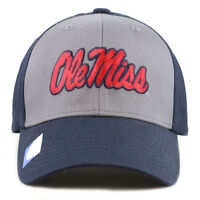 National College Official Licensed NCAA Ole Miss Rebels Cotton cap