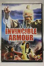 Invincible Armour hwang jang lee ntsc import dvd English subtitle