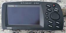 Garmin GPSMAP 295 GPS Bundle with CURRENT U.S. Aviation Database: Aug 13, 2020