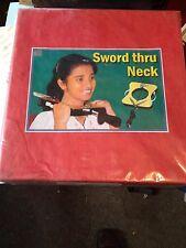 Sword Through Neck (Not Real!)