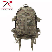 large military style transport pack backpack black tactical bag rothco 7287