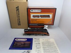 Williams Brass  No. 5600 Southern Pacific GS-4 Daylight 4-8-4 Eng. O Gauge Used