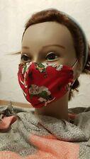 Gesichtsmaske Mund- Nasenabdeckung Masken Kinder Weihnachten Weihnachtsmann