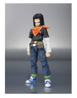 No. S.H.Figuarts Dragon Ball Z Android No.17 Soul WEB Shop Limited Figure Bandai