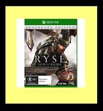 Ryse Son of Rome Legendary Edition (GOTY) Microsoft Xbox One Brand New SEALED