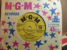 "Eric Burdon and the Animals – San Franciscan Nights 1967 7"" MGM 1359"