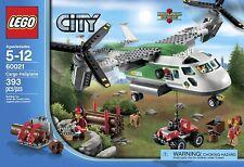 LEGO ® City 60021 pivotante rotor avion neuf emballage d/'origine /_ cargo heliplane New MISB NRFB
